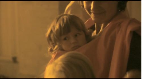 Ramona und Faelan in Nenas neuem Video